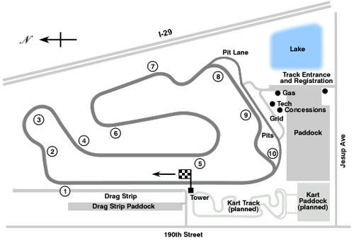 Mid Ohio Track Map New Car Update 2019 2020